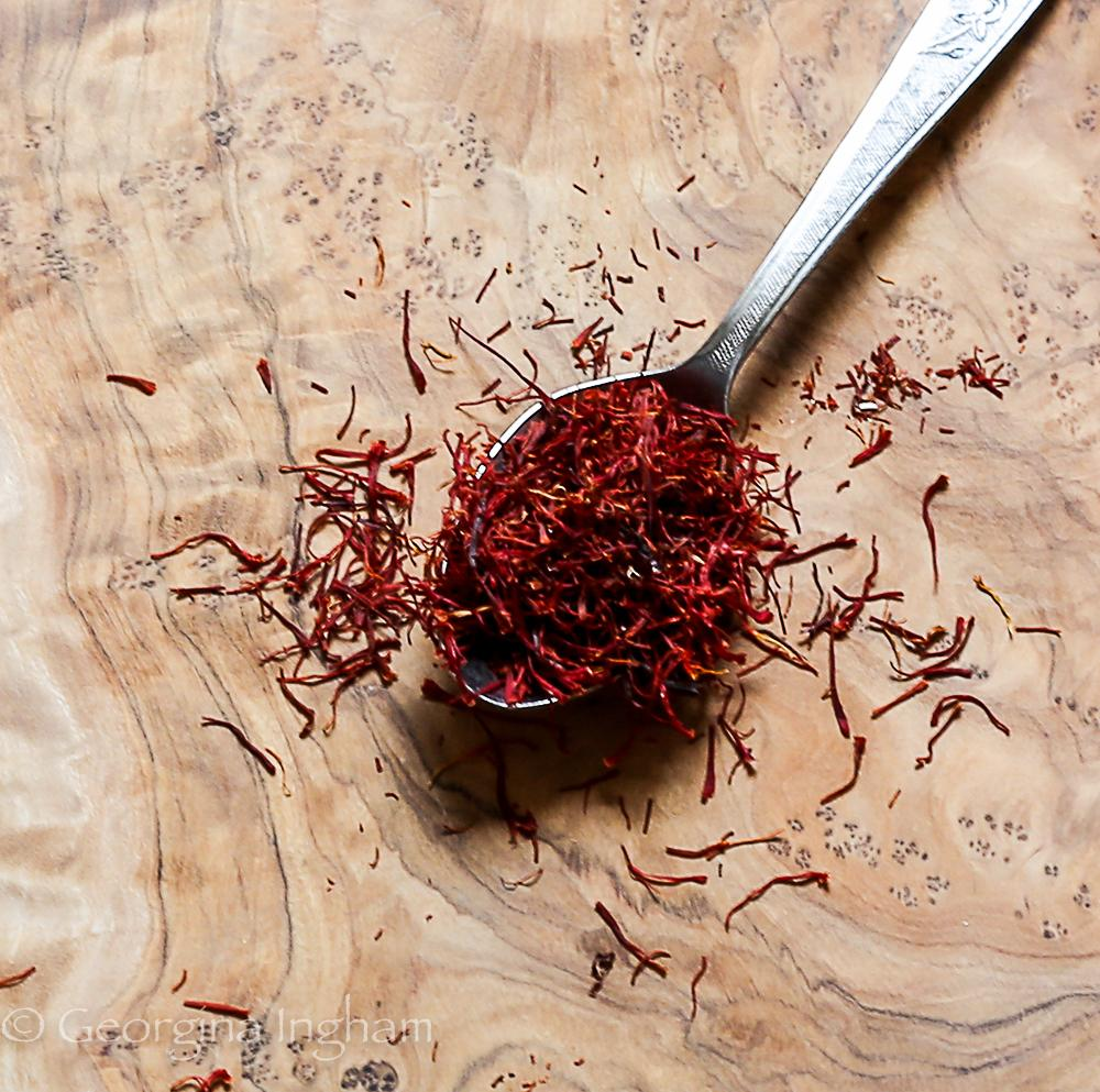 Spoonful of Saffron