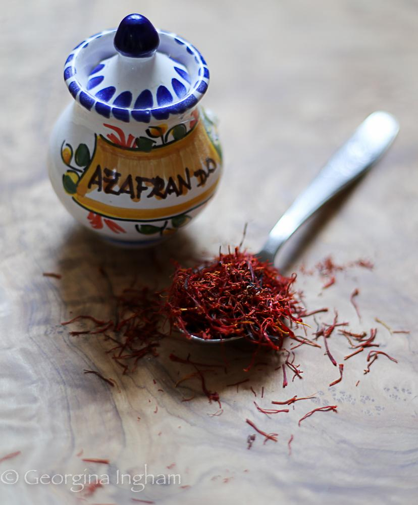 Saffron Worth its Weight in Gold