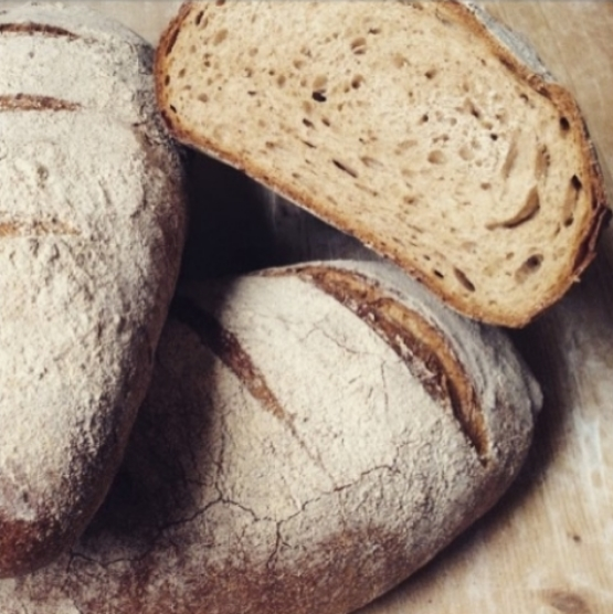 Wholemeal No Knead Bread