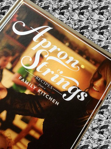Apron Strings Recipes from a Family Kitchen - Book Review