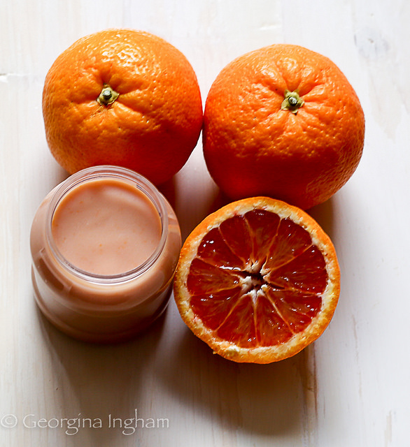 Simple and Delicious Blood Orange Curd Recipe