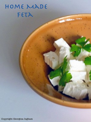Home Made Feta & Greek Vegetable Stew
