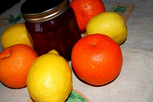 Seville Orange Marmalade Jelly