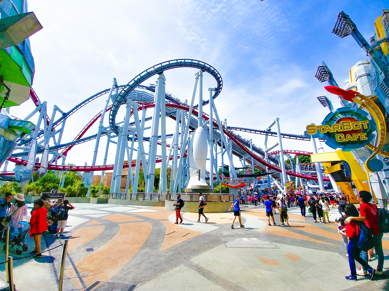 Singapore for Thrill Seekers