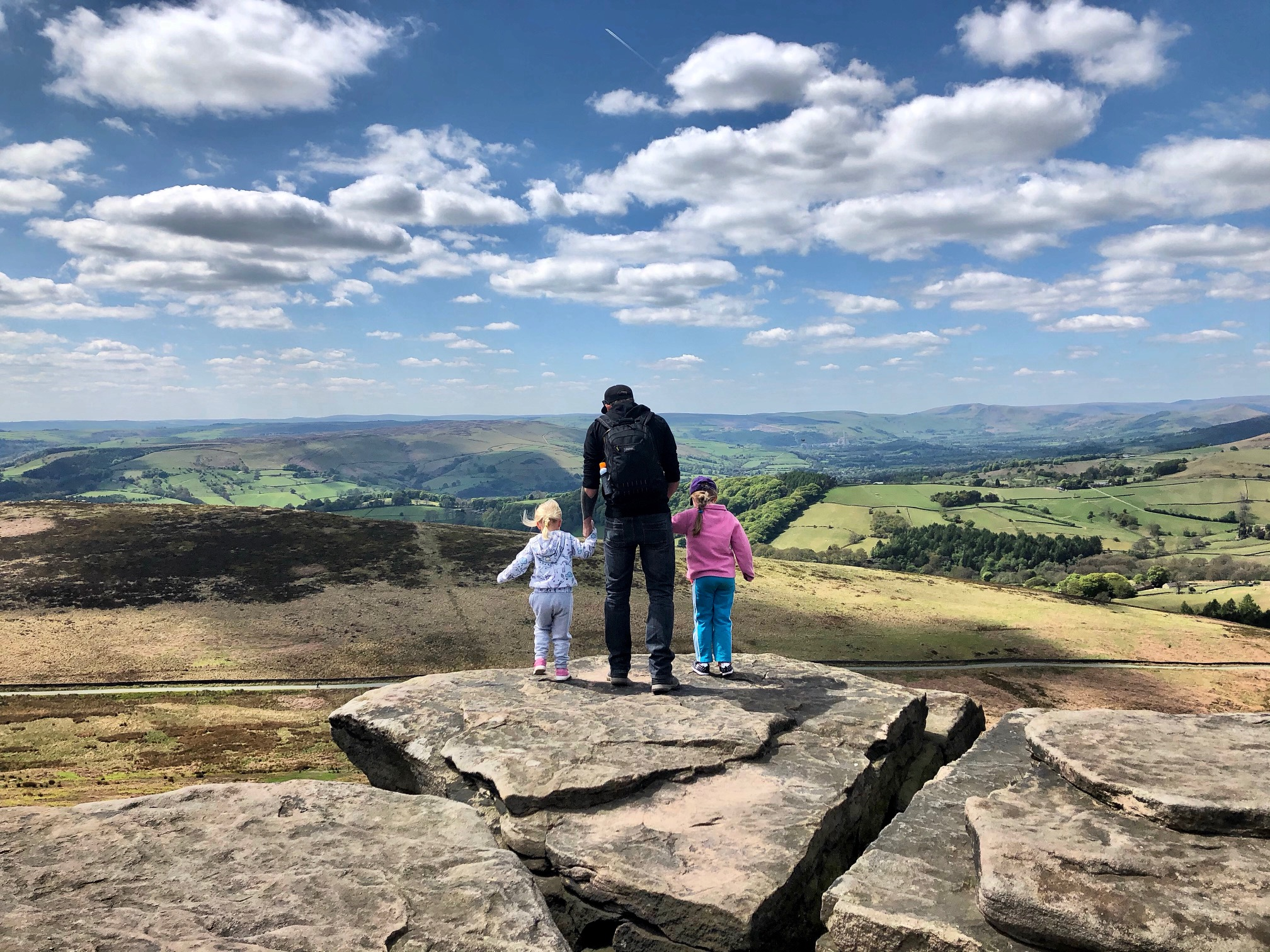 Stanage Edge - A Family Friendly Day Out in the Peak District