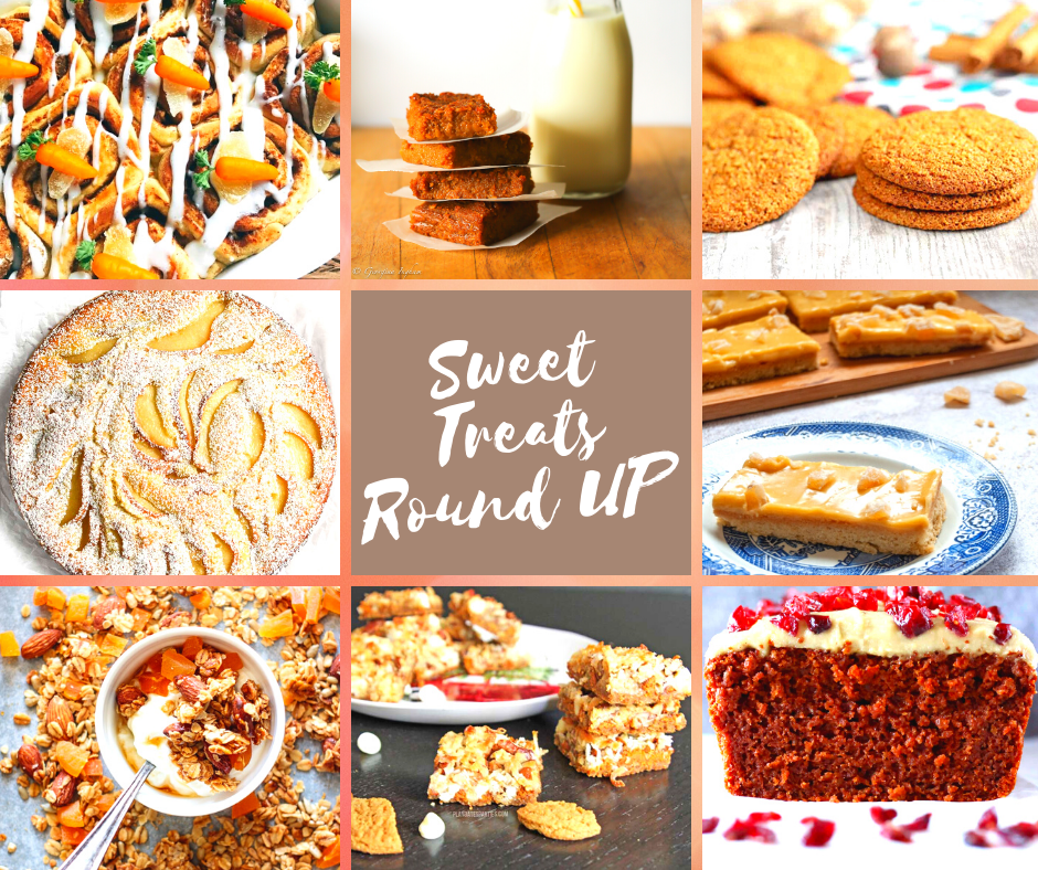 Ginger Spiced Sweet Treats - A Round Up