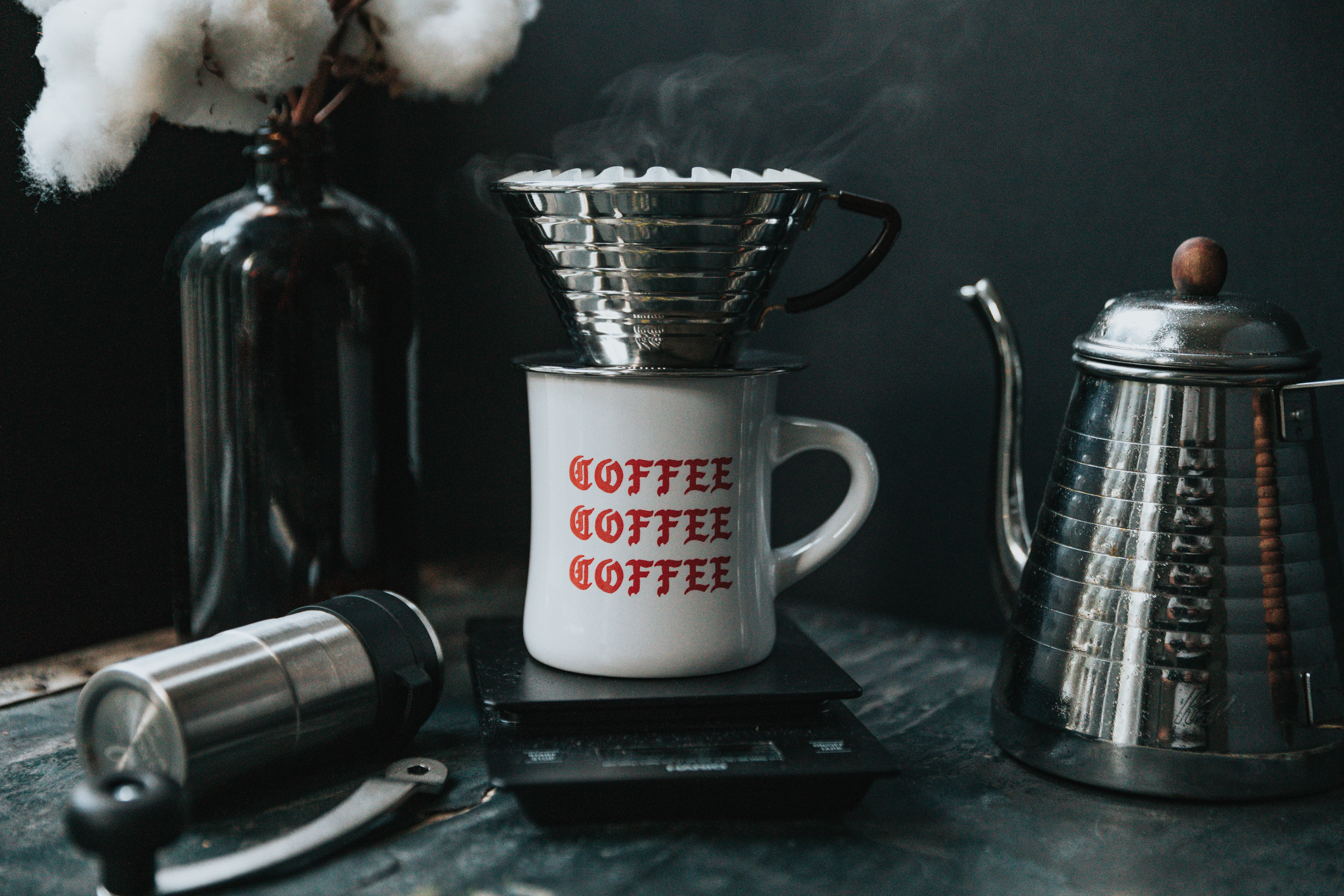 For Black Coffee Lovers - Coffee Brewing Alternatives