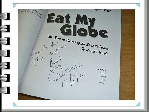Eat My Globe - Book Review